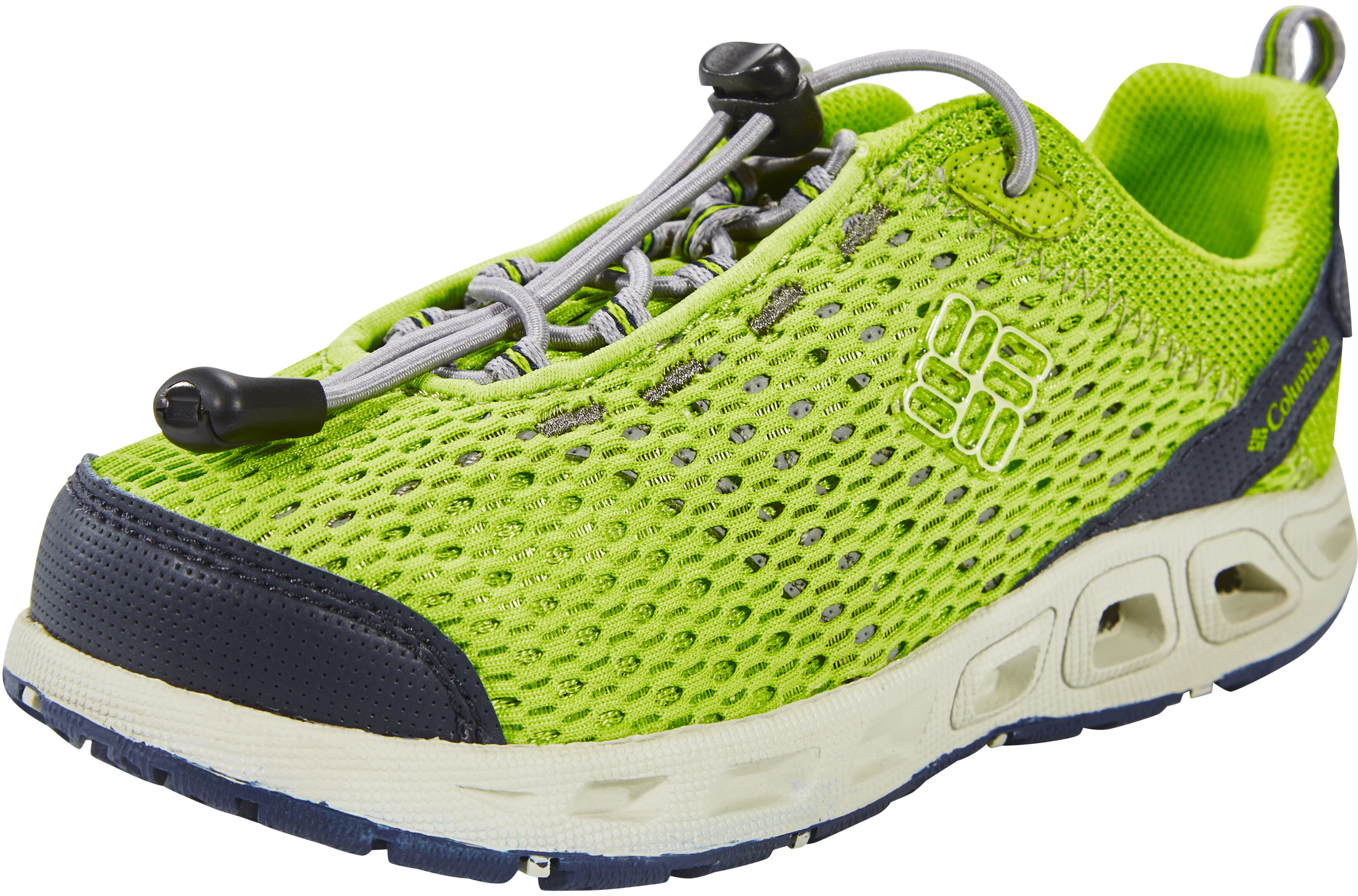 6c03211fb1b Columbia Drainmaker III Shoes Children green at Addnature.co.uk